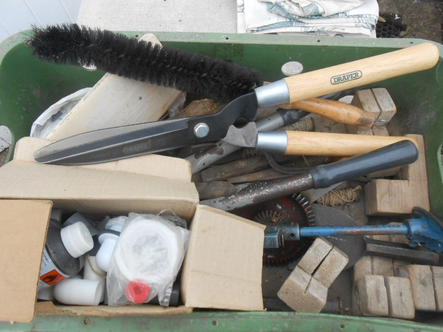 Half Stillage of Tools etc etc ( stillage not included ) - Image 7 of 54