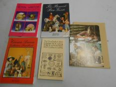 Royal Winton Collectors Handbook from 1925 Muriel M Miller , The Crown Devon Collectors Handbook Ray