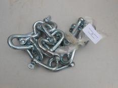 15 x 16mm shackles