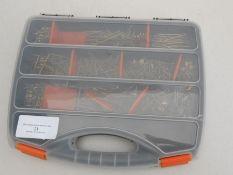 1000 pce hardened screw set
