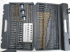 204 pce drill set