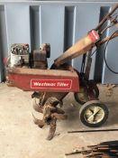 Rotovator - Westmac tiller
