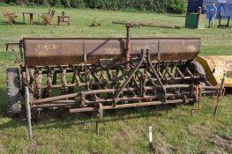 Vintage Ferguson seed drill