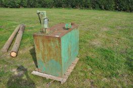 Castrol oil dispenser