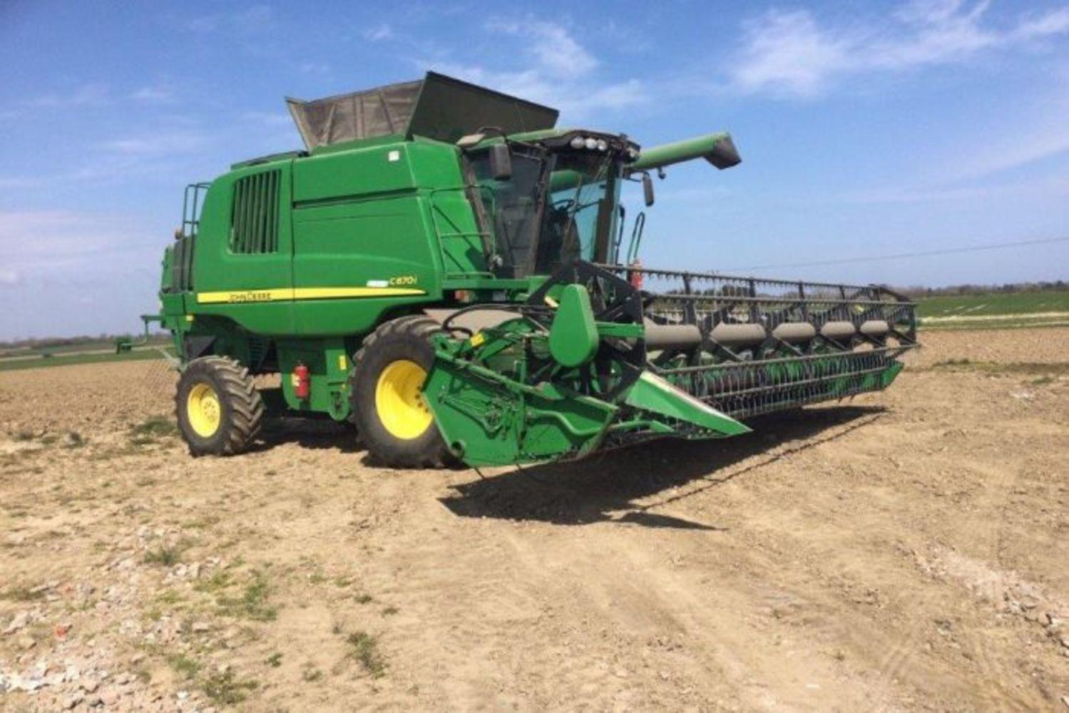 Scratby Collective Farm Machinery Sale