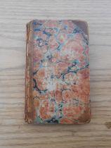 Oeuvres de J B Poquelin De Moliere 1813 Leather Spine