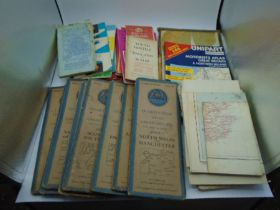 quantity of ordance survey maps