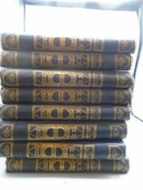 History of England, 8 volumes