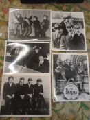 5 Beatles photographs