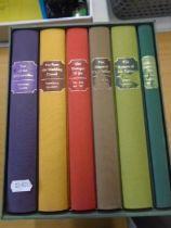 Thomas Hardy novels, set of 6 in presentation box