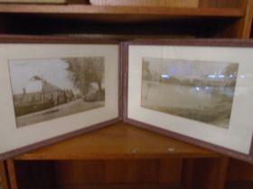 Stanhoe framed photo's