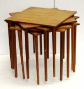 Retro nest of tables