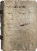 Gritti-Famiglia: Catastico privato. Libro di tutti li acquisti et instrom...