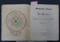 Laage, H.: Mechanischer Anzeiger der Zeit-Unterschiede