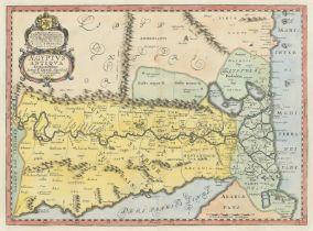 Janssonius, Johannes: Aegyptus Antiqua