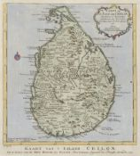 Prévost d'Exiles, Antoine-François: Sri Lanka
