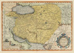 Hondius, Hendrick: Persici vel sopho rum regni typus
