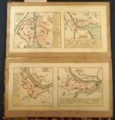 Keller, Heinrich: Erste Reisekarte der Schweiz
