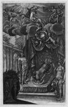 Joseph II., Erzherzog von Österreic...: Geburtsanzeige