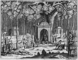 Gemelli Careri, Giovanni Francesco: Voyage du tour du monde