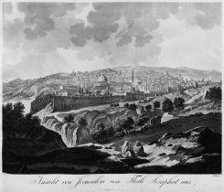 Döblin, Georg und Forbin, Louis Nic...: Ansichten zu Forbin's Reise in den Jahren 1817 und 1818....