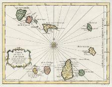 Afrika: Kleine Sammlung von Karten