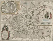 Gerritsz, Hessel: Tabula Russiae