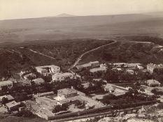 Ermakov, Dimitri N.: Panorama of Piatigorsk city, North Caucasus