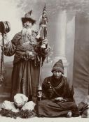 British India: Views of landscapes, temples and natives of India