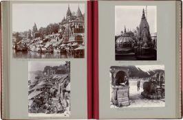 British India and Ceylon: Album of views of the Indian Peninsula and Ceylon