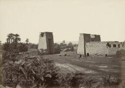 Béchard, Henri: Views of Egypt