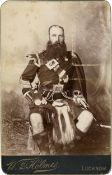 British India: British family portraits and high ranking military figur...