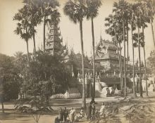 Burma: Views of people, landscapes and temples of Burma