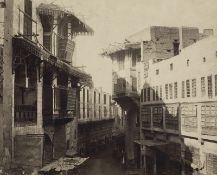 Bedford, Francis: Old street in Cairo