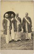 British India: People of India