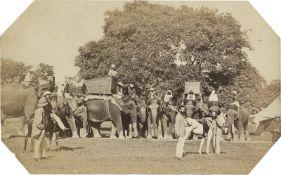 British India: Wildlife hunting and British life in India