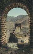 China: View of the Great Wall, China