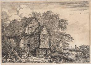 Ruisdael, Jacob van: Die kleine Brücke