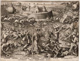 Bruegel d. Ä., Pieter: Fortitudo