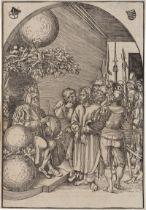 Cranach d. Ä., Lucas: Christus vor Herodes