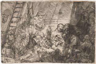 Rembrandt Harmensz. van Rijn: Die kleine Beschneidung