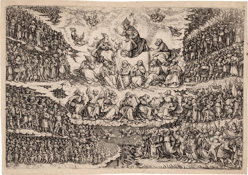 Hopfer, Daniel: Das jüngste Gericht