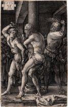 Dürer, Albrecht: Die Geisselung