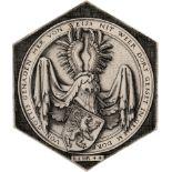 Beham, Hans Sebald: Das Wappen Behams; Das Wappen mit schreitendem Löwen