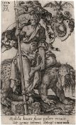 Aldegrever, Heinrich: Die sieben Laster