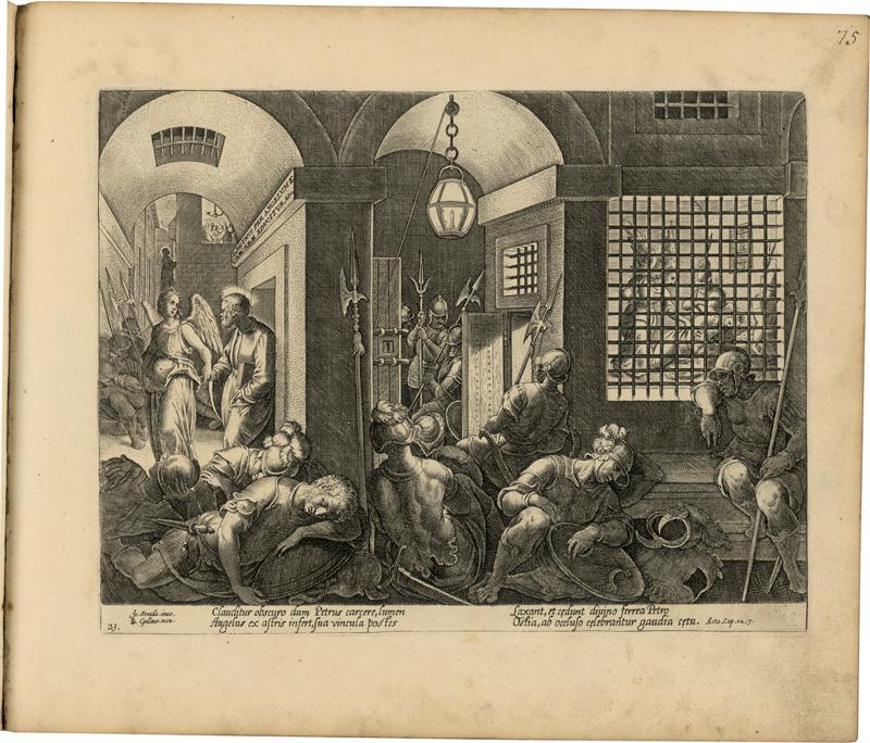 Galle, Joannes: Sammleralbum des 18. Jh. mit insgesamt 238 Kupferstichen... - Image 2 of 5