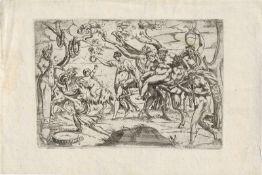Biard  d. J., Pierre: Der Triumph des Silen