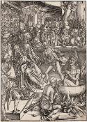 Dürer, Albrecht: Marter des Evangelisten Johannes