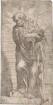 Passarotti, Bartolomeo: Der Apostel Petrus