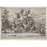 Bartoli, Pietro Santi: Die Geburt Jupiters